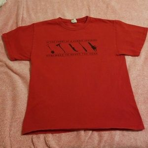 Zombie Uprising T-shirt - Size M